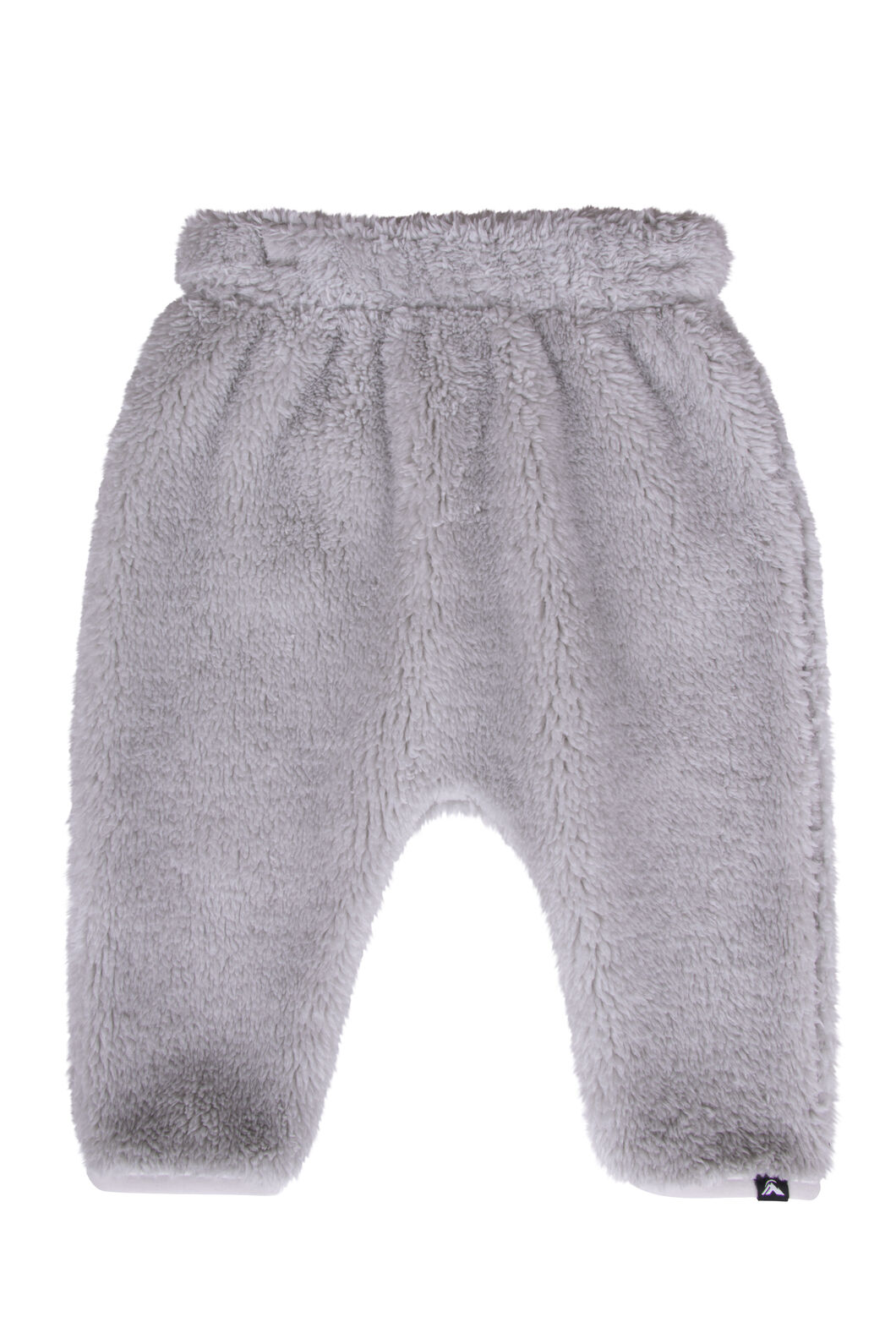 Macpac Acorn Fleece Pants — Baby, High Rise/Nimbus Cloud, hi-res