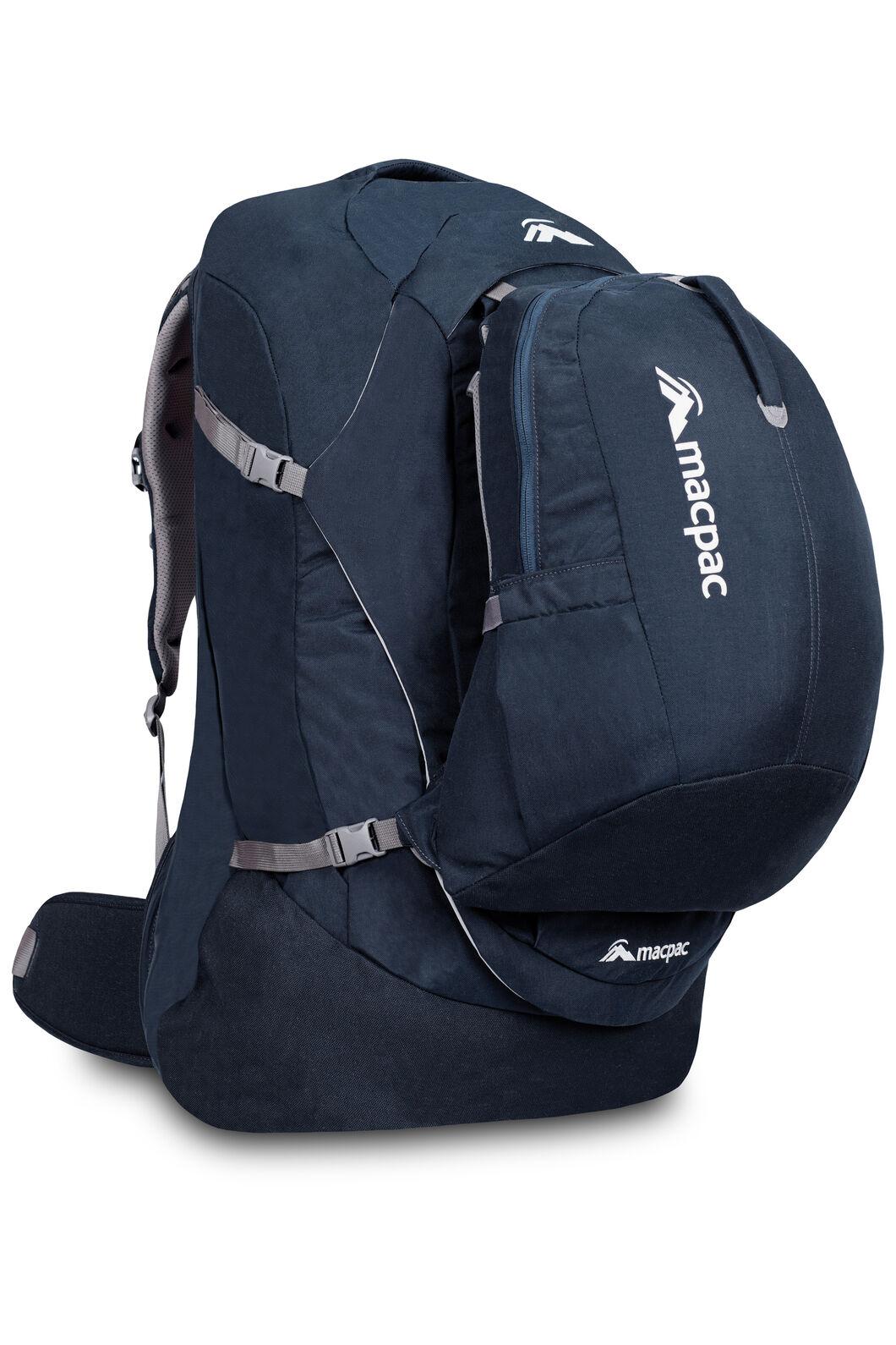 Macpac Pegasus 70L Travel Backpack, Carbon, hi-res