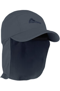 Macpac Mini Legionnaire Hat — Kids', Midnight Navy, hi-res