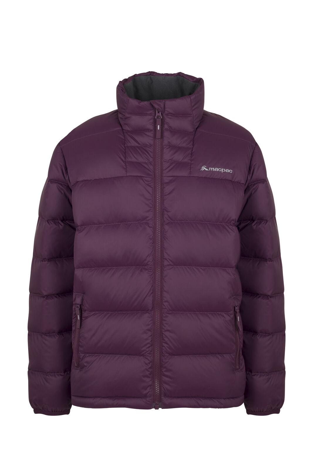 Macpac Atom Jacket - Kids', Potent Purple, hi-res