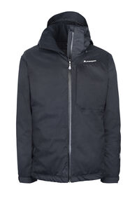 Macpac Powder Reflex™ Ski Jacket — Men's, Black, hi-res