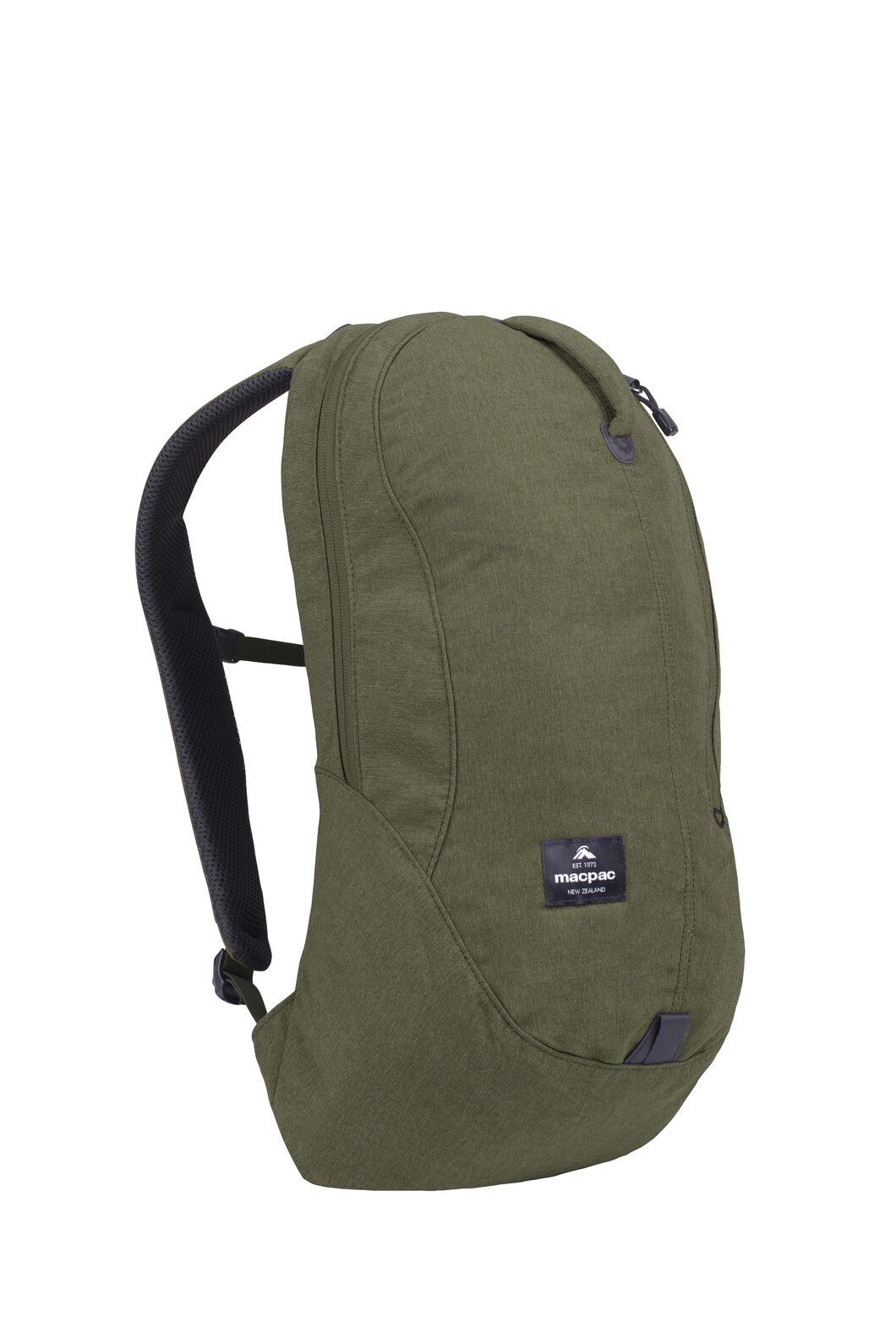 Macpac Kahuna 18L Urban Backpack, Grape Leaf, hi-res