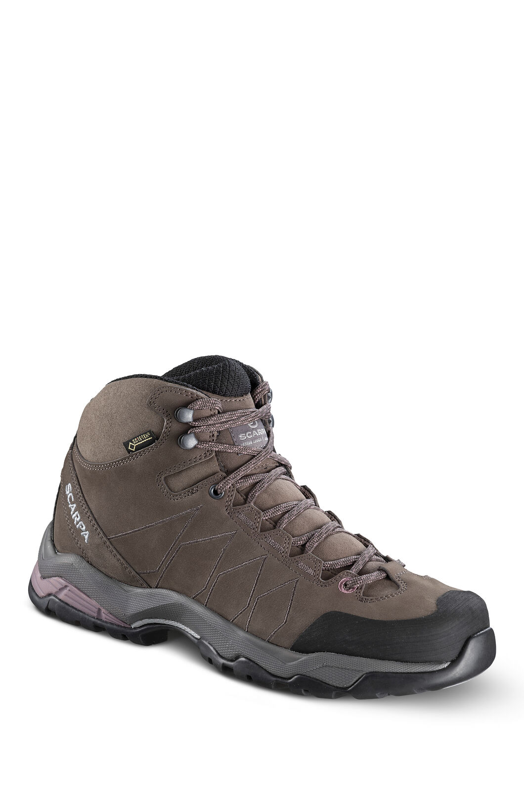 Scarpa Moraine Plus GTX Hiking Boot — Women's, Charcoal/Dark Plum, hi-res