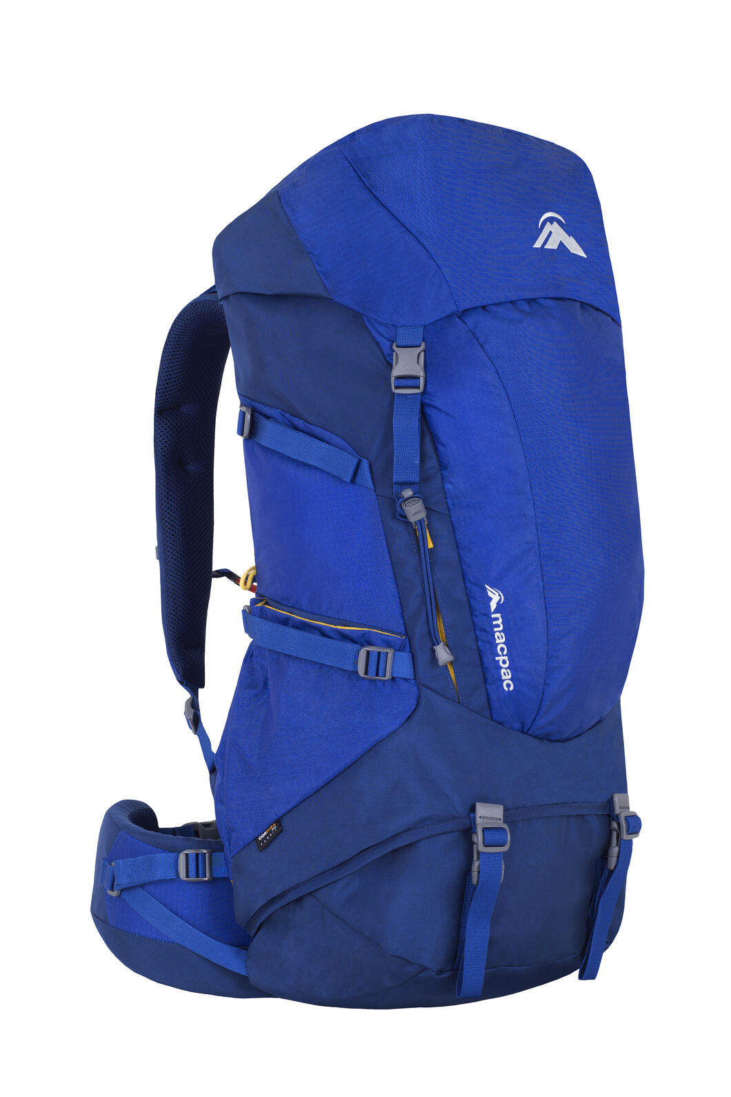 Macpac Torlesse 50L Hiking Pack, Surf The Web, hi-res