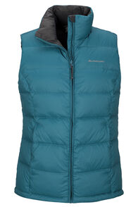 Macpac Halo Down Vest — Women's, Corsair, hi-res