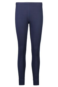 Geothermal Long Johns - Women's, Black Iris, hi-res