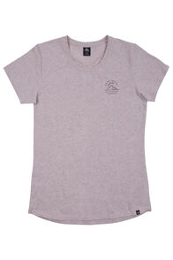 EST 1973 Organic Cotton Tee - Women's, Misty Rose, hi-res