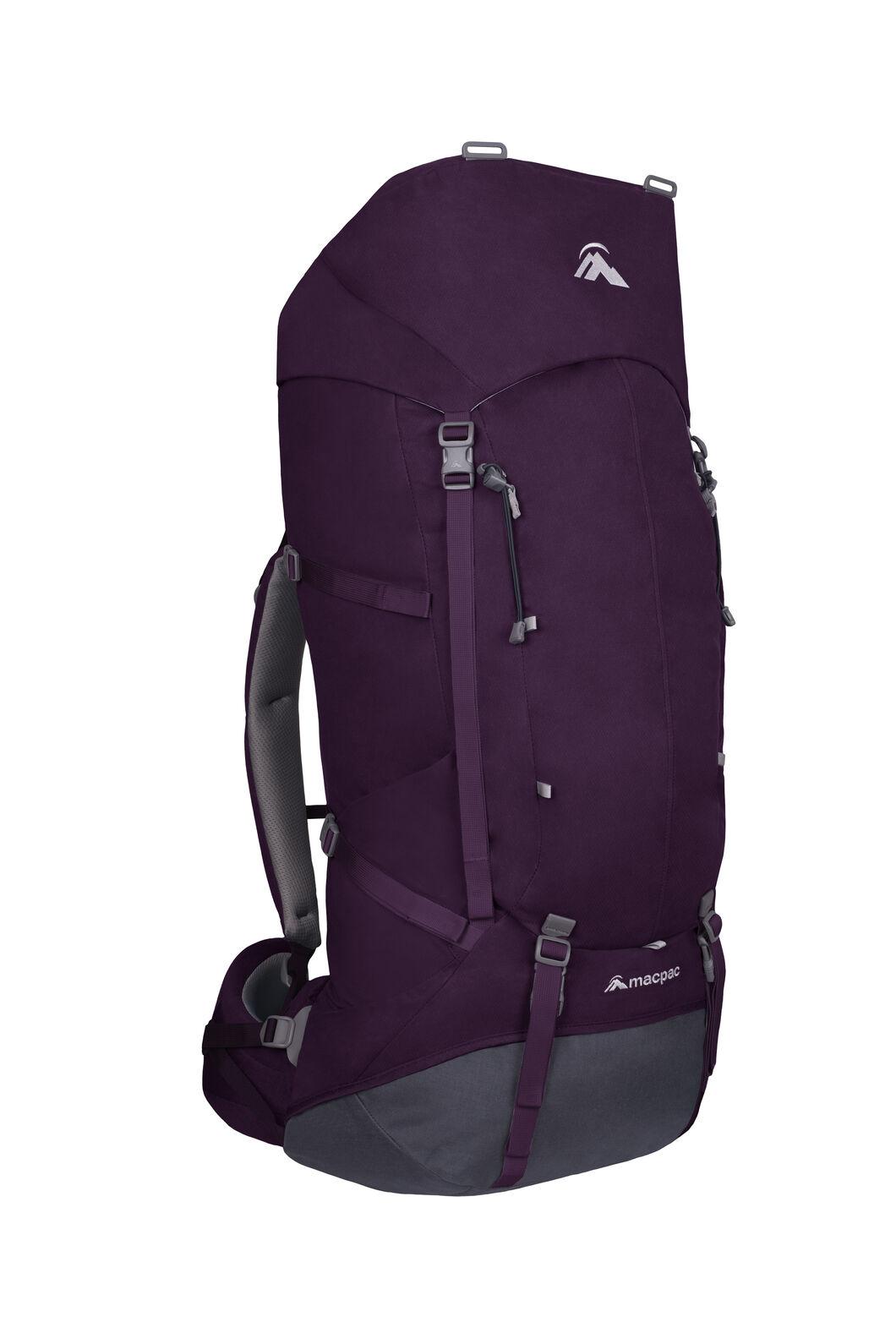 Macpac Cascade 65L AzTec® Pack V2, Potent Purple, hi-res