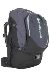 Macpac Gemini AzTec® 75L Travel Pack, Slate, hi-res