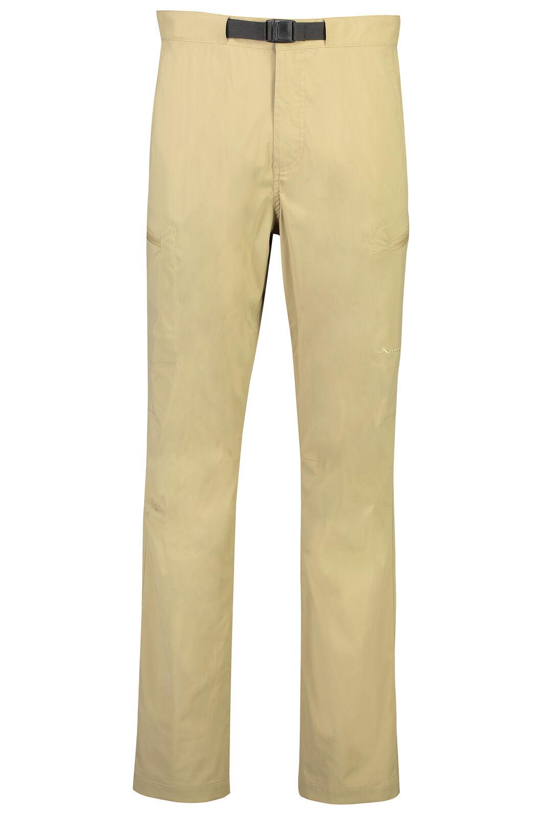 Macpac Drift Pants - Men's, Lead Grey, hi-res