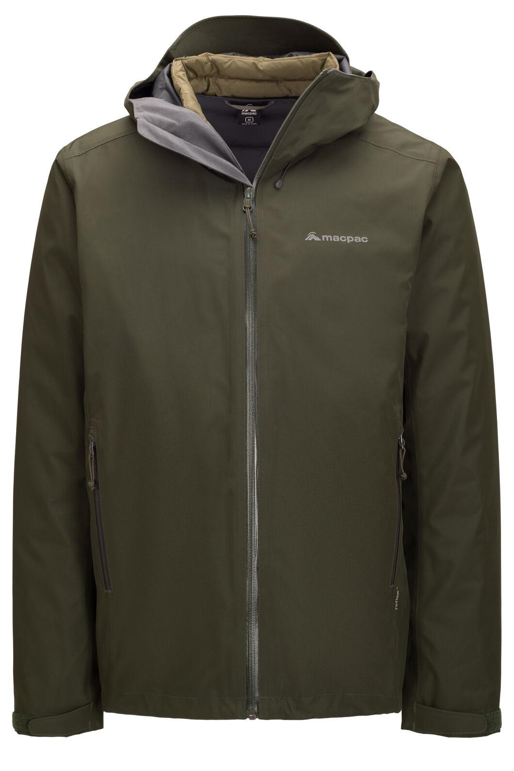 Macpac Men's Névé Three-In-One Reflex™ Jacket, Rosin, hi-res