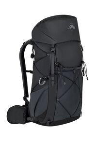 Macpac Fiord 1.1 40L Hiking Pack, Black/Black, hi-res