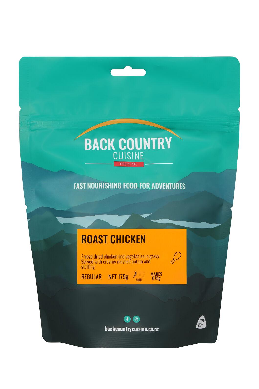 Back Country Roast Chicken — Regular Serve, None, hi-res