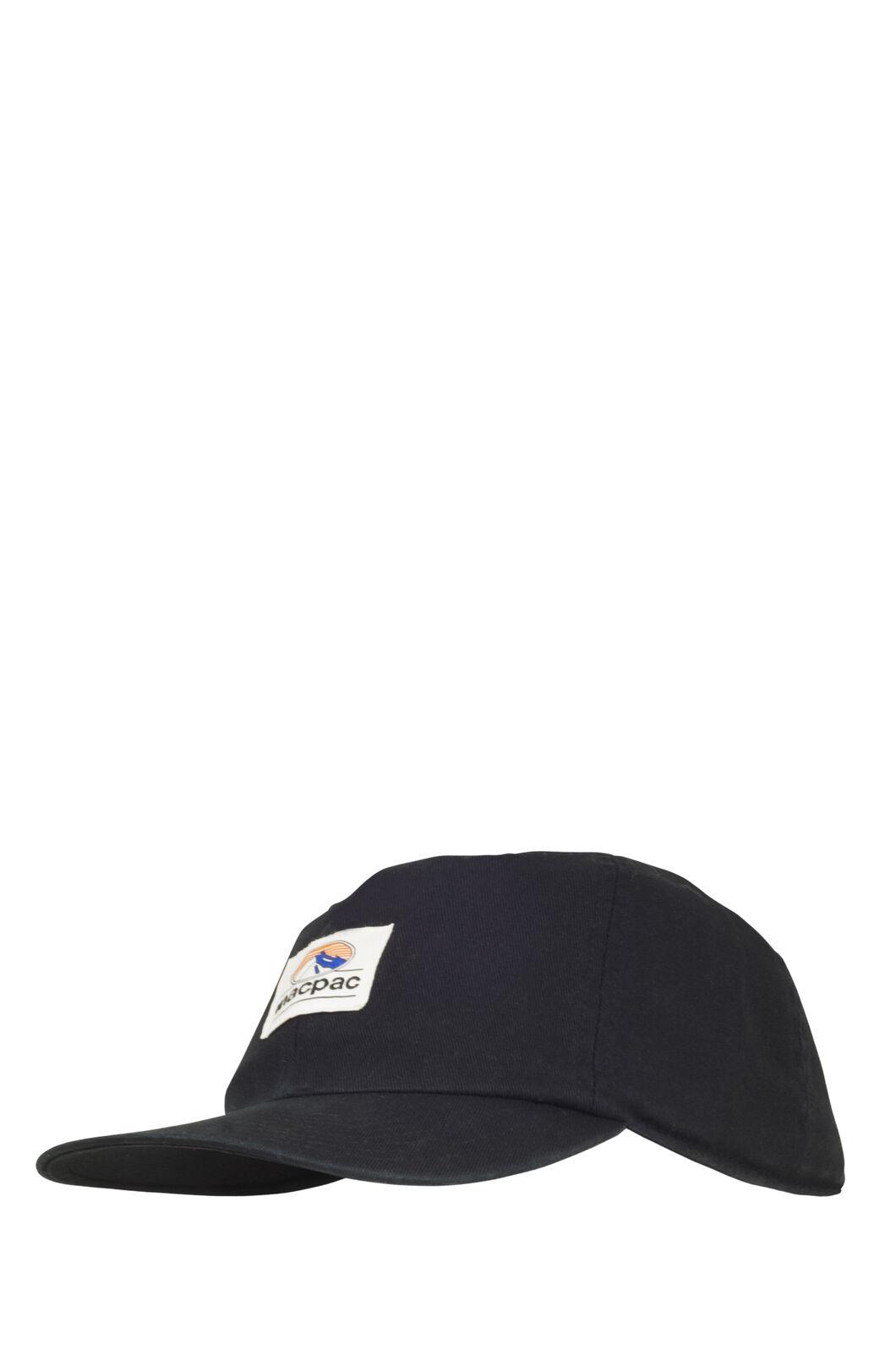 Macpac Vintage Cap, Black Patch, hi-res