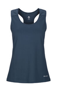 Macpac Eyre Tank Top — Women's, Total Eclipse, hi-res