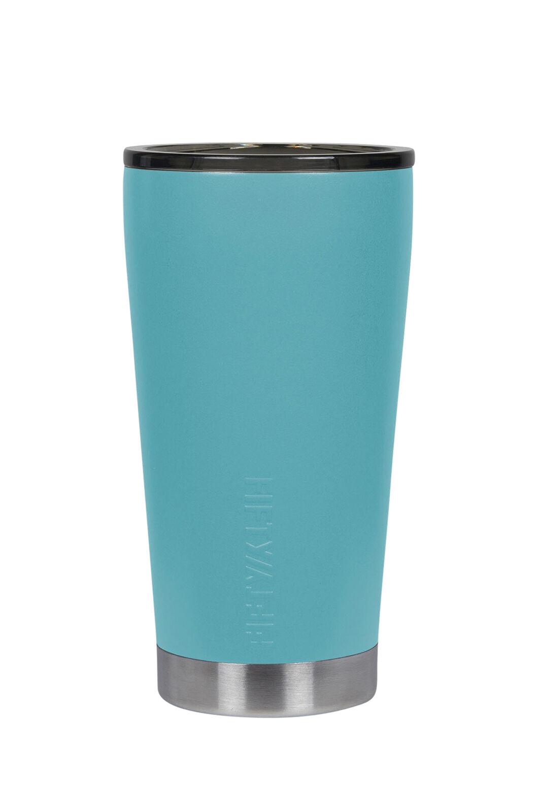 FIFTY/FIFTY® Insulated Tumbler — 16 oz./473 ml, Aqua, hi-res