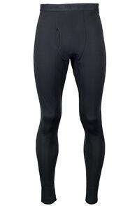 Macpac ProThermal Long Johns - Men's, Black, hi-res