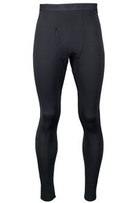 ProThermal Long Johns - Men's, Black, hi-res