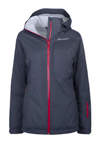 Macpac Women's Powder Reflex™ Ski Jacket, India Ink/Lollipop, hi-res