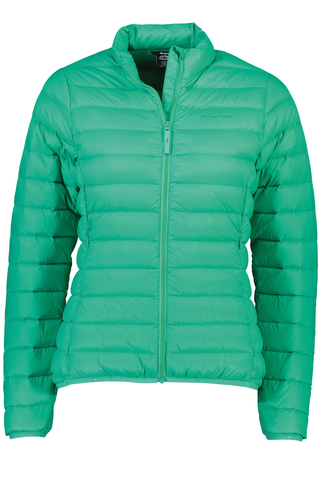 Macpac Uber Light Down Jacket - Women's, Deep Green, hi-res