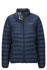 Women's Uber Light Down Jacket, Black Iris/Glacier Grey, hi-res
