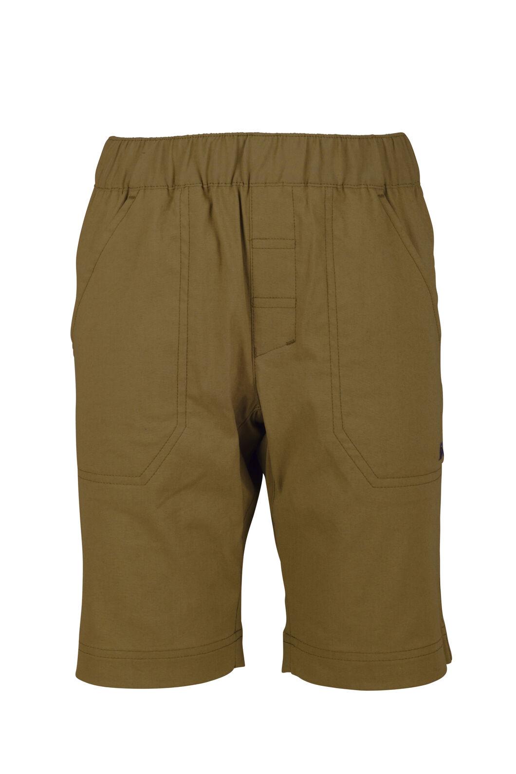 Macpac Piha Shorts - Kids', Breen, hi-res