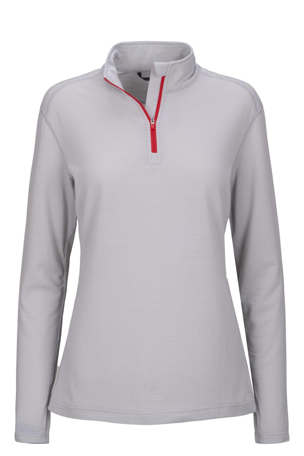 Macpac Prothermal Polartec® Long Sleeve Top — Women's, Dawn Blue, hi-res