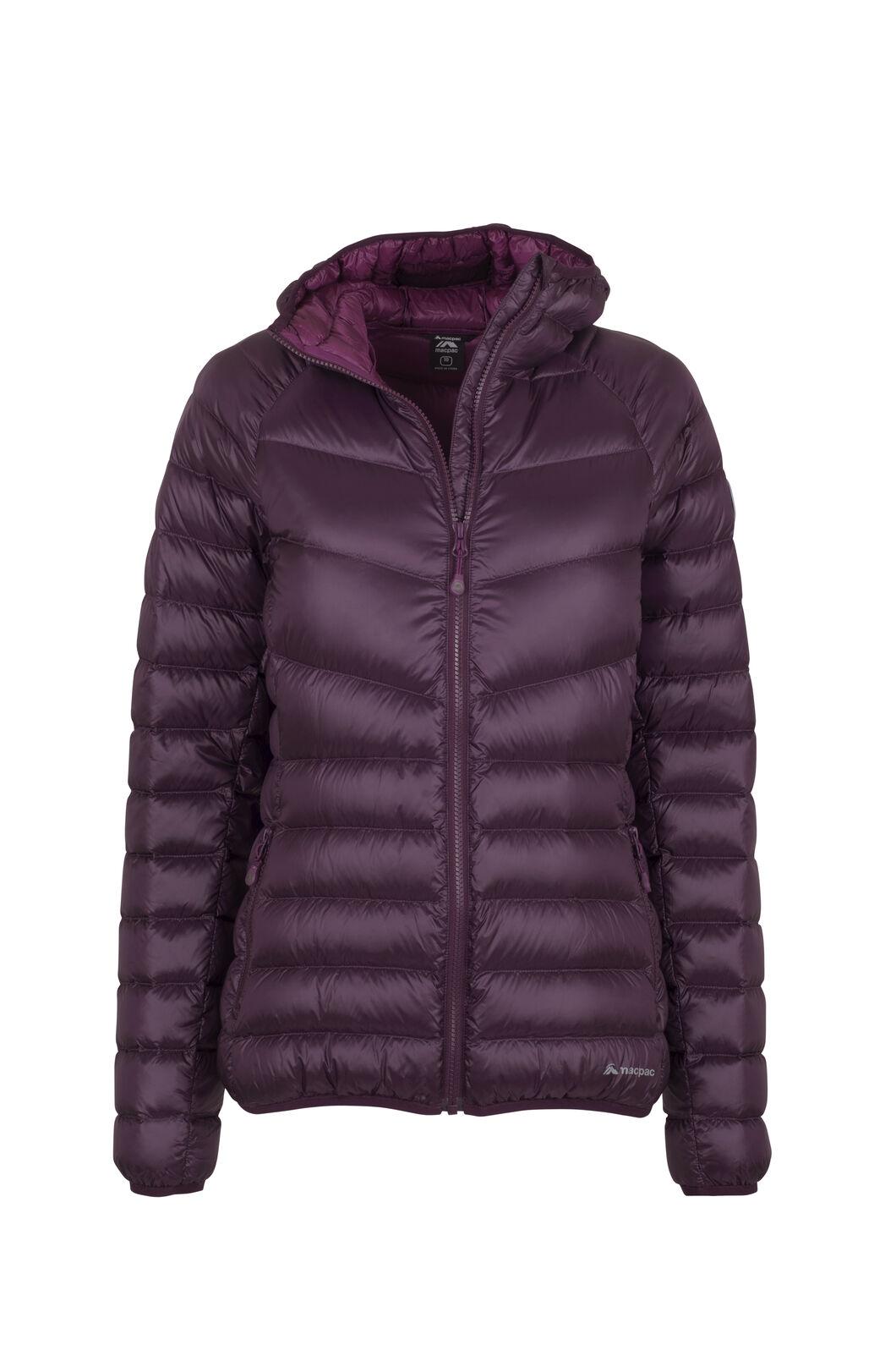 Macpac Mercury Down Jacket - Women's, Potent Purple, hi-res