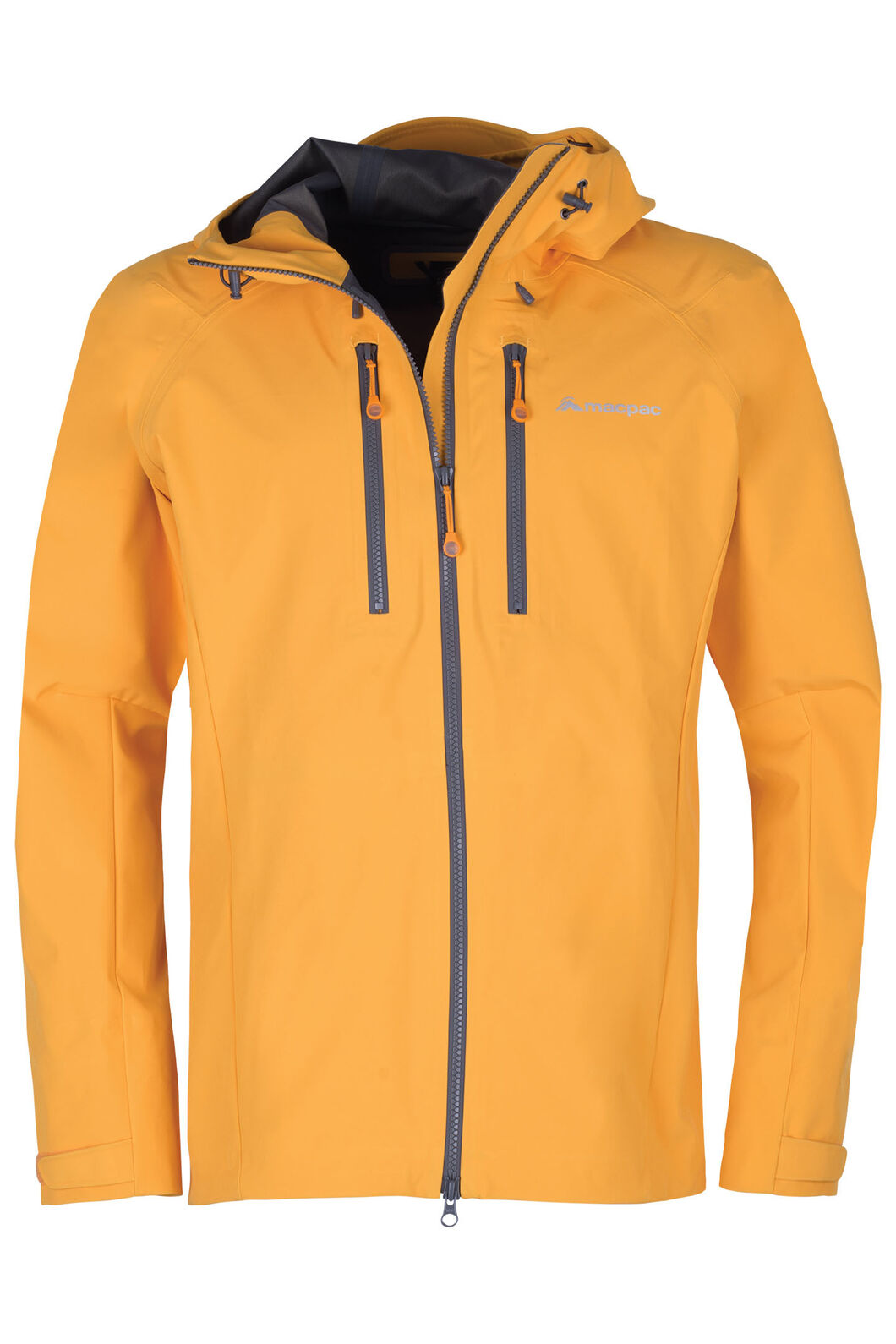 Macpac Fitzroy Alpine Series Softshell Jacket - Men's, Zinnia, hi-res