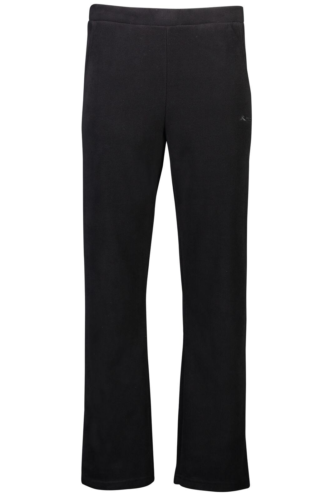 Dart Fleece Pants - Men's, Black, hi-res