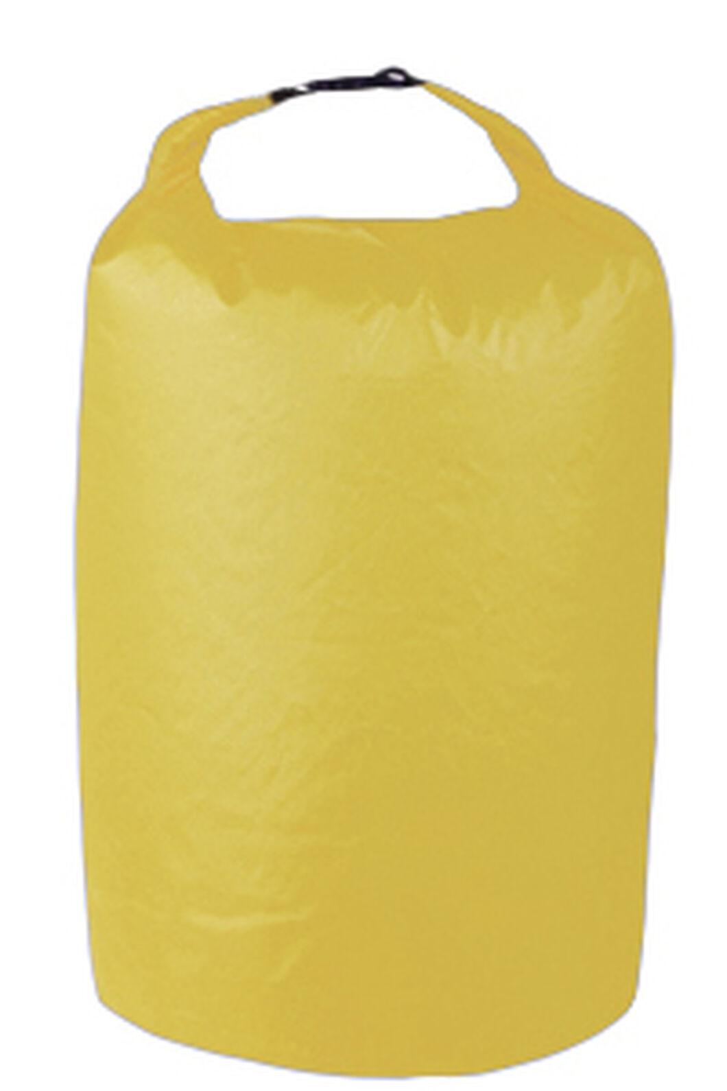 Macpac Ultralight Dry Bag — 10L, Saffron, hi-res