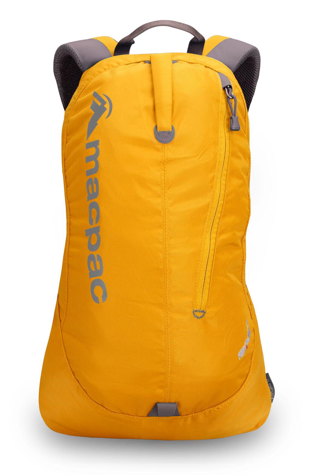 Kahuna 18L Hiking Day Pack, Cadmium Yellow, hi-res