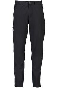 Macpac Men's Fitzroy Alpine Series Softshell Pants, Black, hi-res