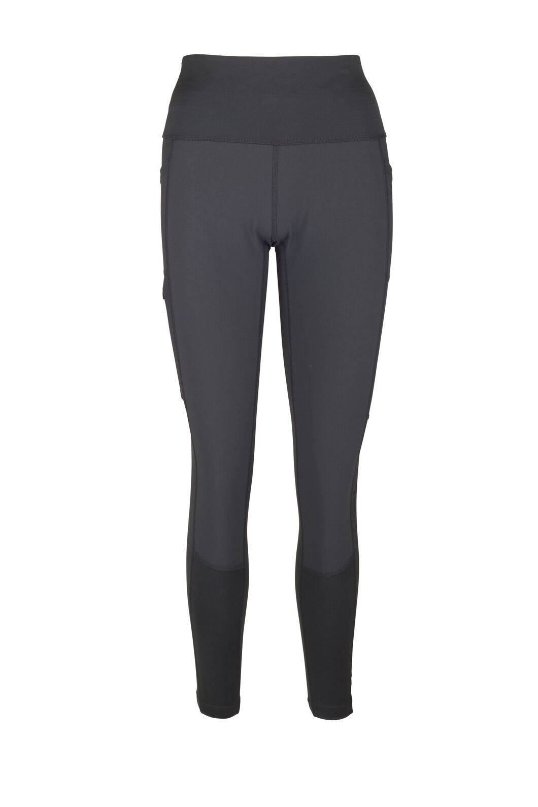 Macpac There and Back Tights - Women's, Black, hi-res