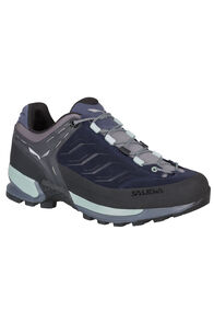 Salewa Mountain Trainer II - Women's, Premium Navy/Subtle Green, hi-res