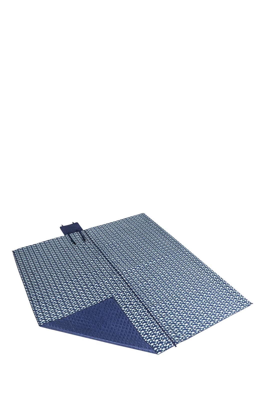 Wanderer Picnic Blanket, Blue, hi-res