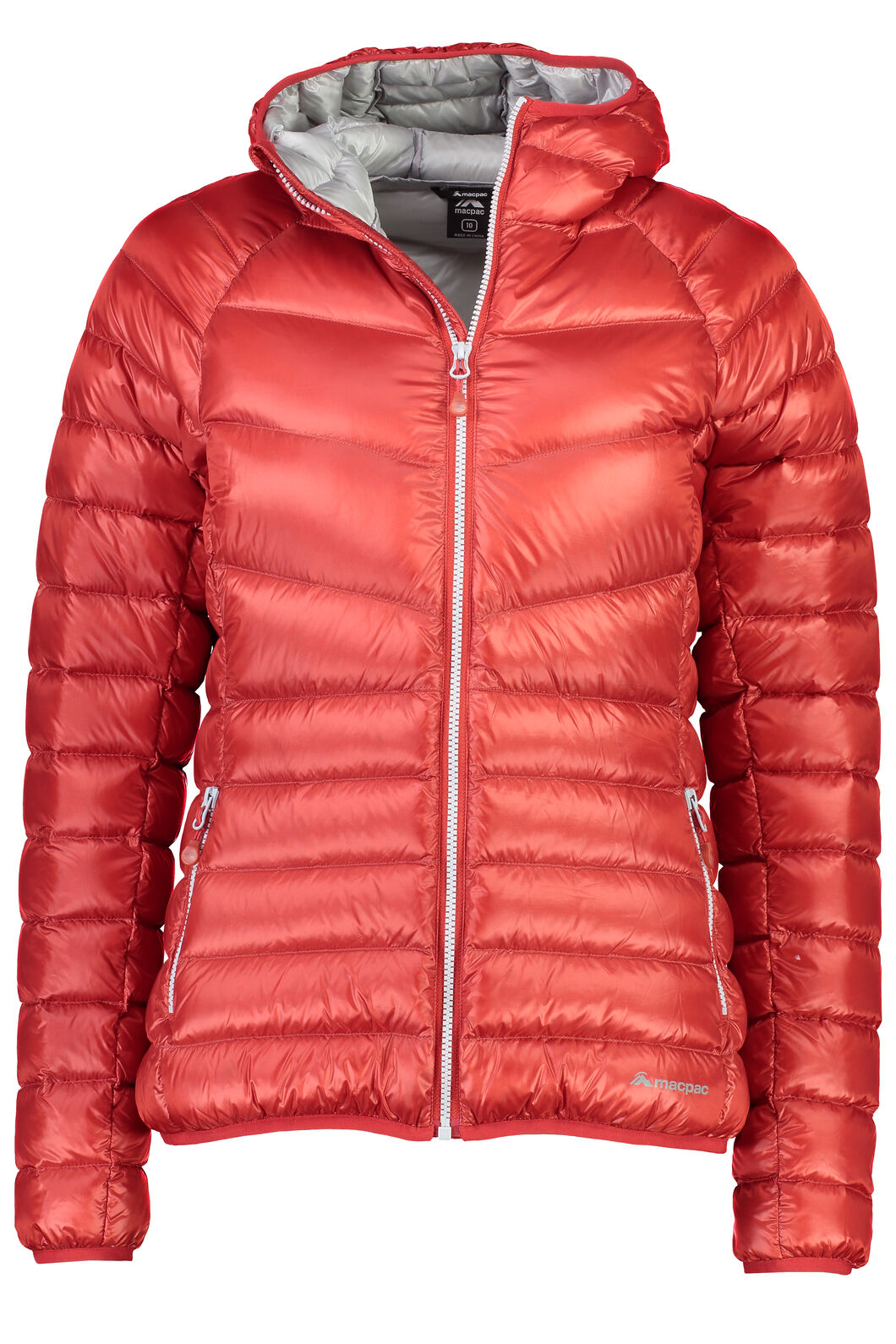 Macpac Mercury Down Jacket - Women's, Pompeian, hi-res
