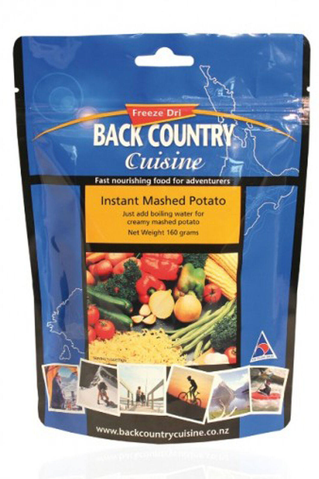 Back Country Instant Mashed Potato, None, hi-res