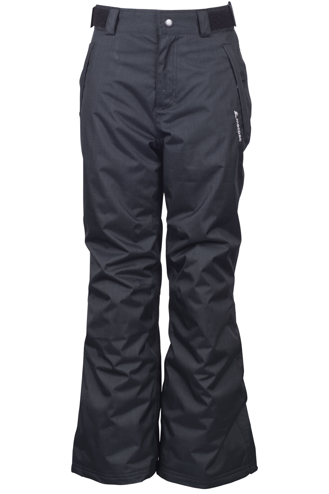 Macpac Spree Ski Pants - Kids', Black, hi-res