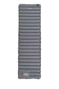 Macpac Insulated Mat — 9 cm, Charcoal, hi-res