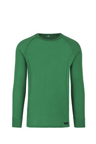 Macpac Geothermal Long Sleeve Top - Men's, Bospherus, hi-res