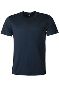 Lyell 180 Merino Tee - Men's, Black Iris, hi-res