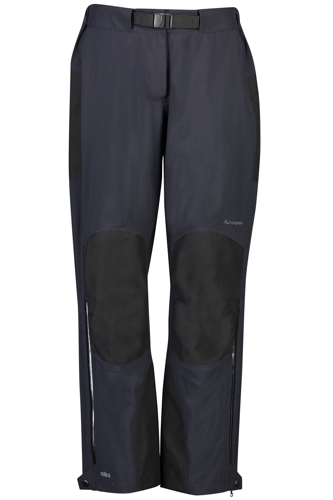 Macpac Gauge Rain Pants - Women's, Black, hi-res