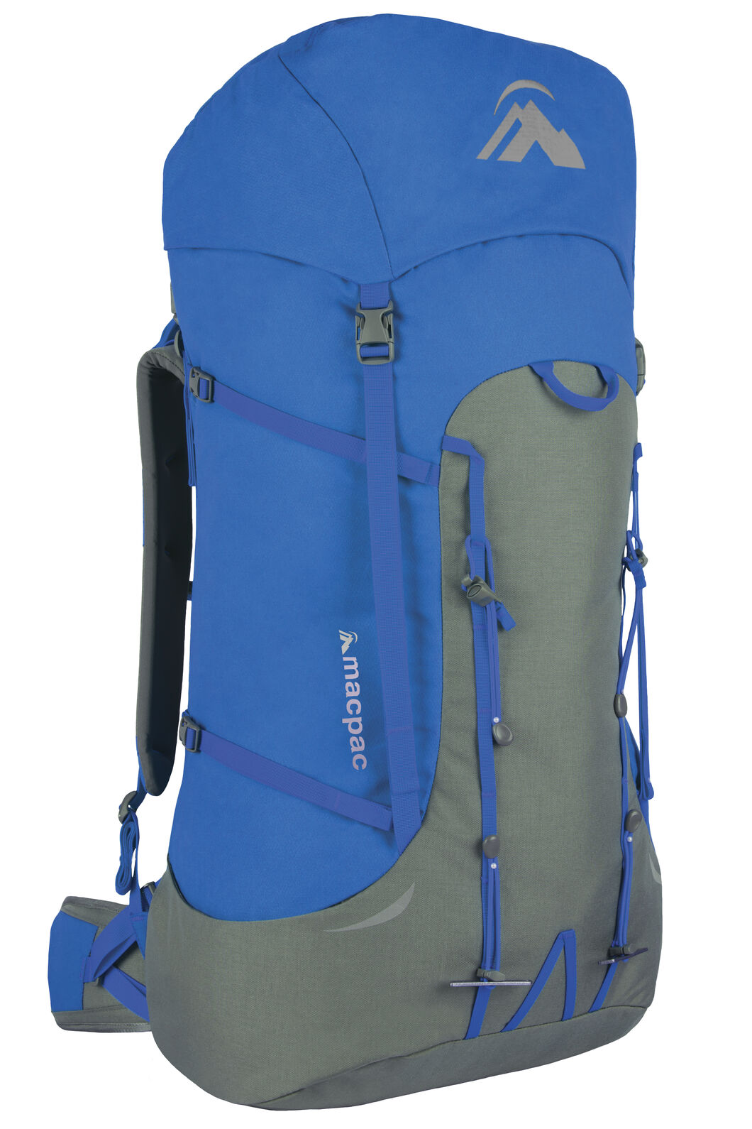 Macpac Ascent 70L Pack, Mykonos, hi-res