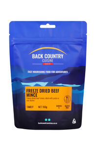 Back Country Freeze Dried Beef Mince — Gluten Free, None, hi-res