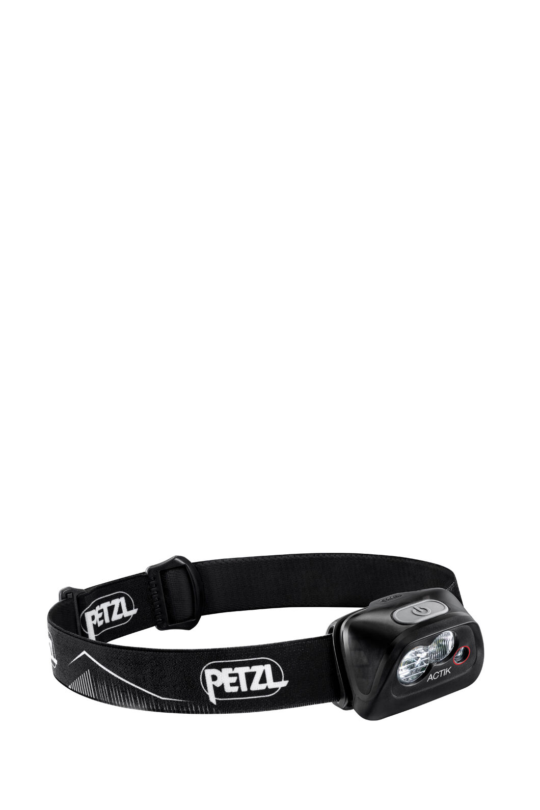 Petzl Actik Head Torch, Black, hi-res