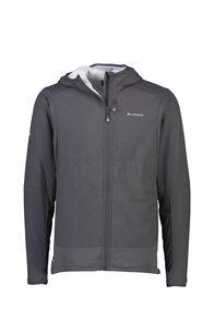 Macpac Pisa Polartec® Hooded Jacket - Men's, Phantom/Pearl, hi-res