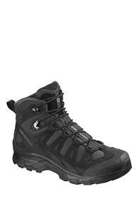 Salomon Quest Prime GTX Mid Boots — Men's, PHANTOM/BLACK/QUIET SHADE, hi-res