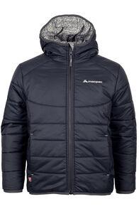Pulsar Hooded Primaloft® SILVER Jacket - Kids', Black/Print, hi-res