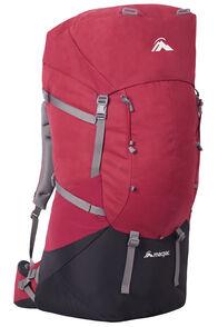 Macpac Torre 80L AzTec® Hiking Pack, Cardinal, hi-res